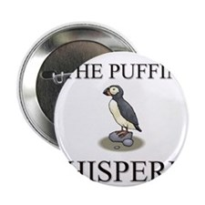 "The Puffin Whisperer 2.25"" Button"