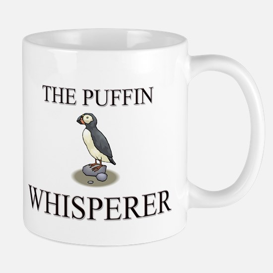 The Puffin Whisperer Mug