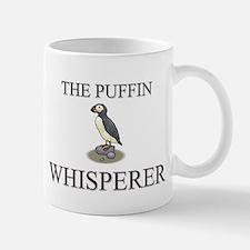 The Puffin Whisperer Small Small Mug
