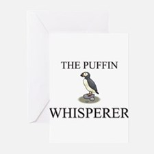 The Puffin Whisperer Greeting Cards (Pk of 10)