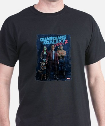 GOTG Group Stance T-Shirt