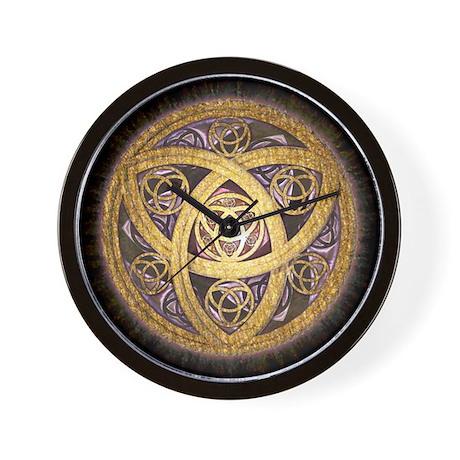 Celtic Kitchen Wall Clock