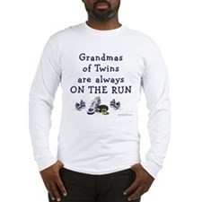 Grandmas on the Run Long Sleeve T-Shirt