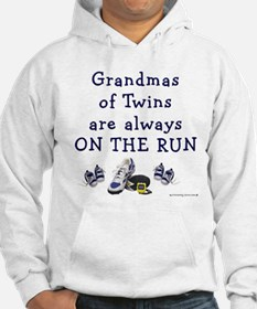 Grandmas on the Run Hoodie Sweatshirt