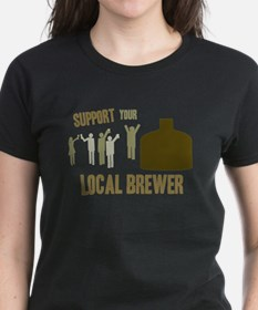 Support Your Local Brewer Tee