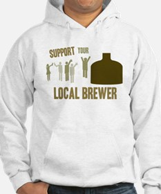 Support Your Local Brewer Hoodie