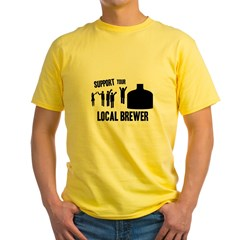 Support Your Local Brewer T