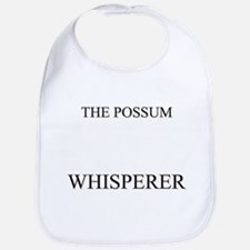 The Possum Whisperer Bib