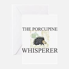 The Porcupine Whisperer Greeting Cards (Pk of 10)