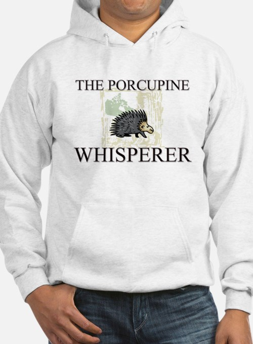 The Porcupine Whisperer Hoodie