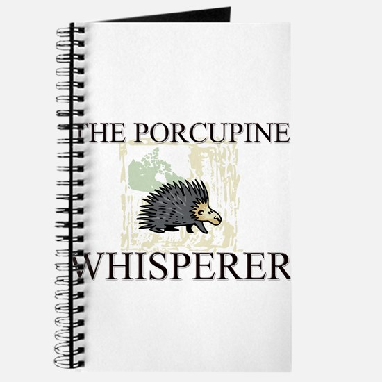The Porcupine Whisperer Journal