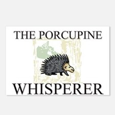 The Porcupine Whisperer Postcards (Package of 8)