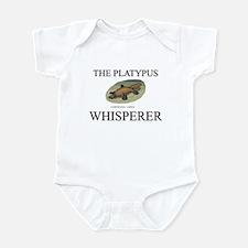 The Platypus Whisperer Infant Bodysuit