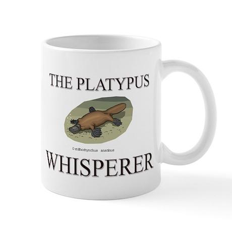 The Platypus Whisperer Mug
