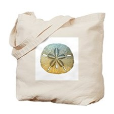 Sand Dollar Shell Tote Bag