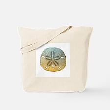 Sand Dollar Shell Tote Bag