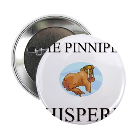 "The Pinniped Whisperer 2.25"" Button (10 pack)"
