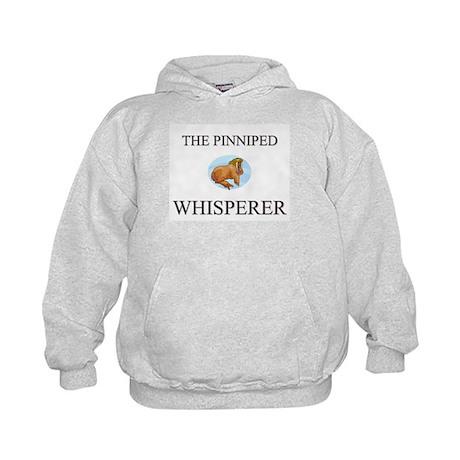 The Pinniped Whisperer Kids Hoodie