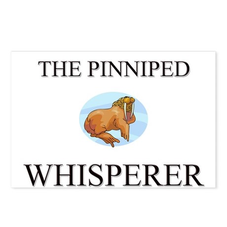 The Pinniped Whisperer Postcards (Package of 8)