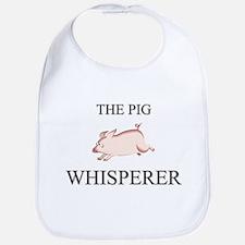 The Pig Whisperer Bib