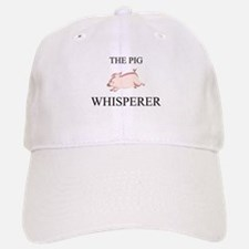 The Pig Whisperer Baseball Baseball Cap