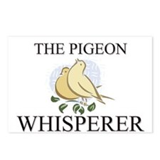 The Pigeon Whisperer Postcards (Package of 8)