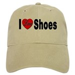 I Love Shoes Cap