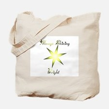 Shining Bright Tote Bag