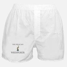 The Pelican Whisperer Boxer Shorts