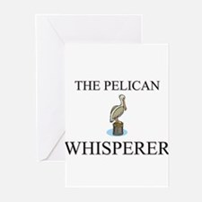 The Pelican Whisperer Greeting Cards (Pk of 10)