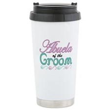 Abuela of the Groom Travel Mug