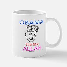 Obama The New Allah Mug