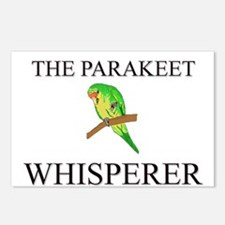 The Parakeet Whisperer Postcards (Package of 8)