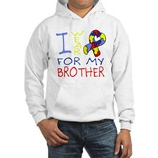 For my brother Hoodie