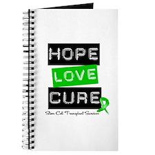 SCTSurvivor HopeLoveCure Journal