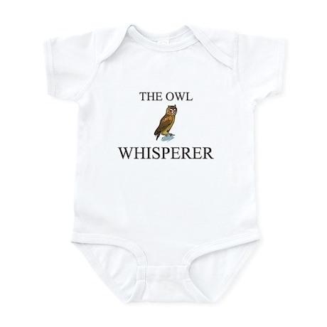 The Owl Whisperer Infant Bodysuit