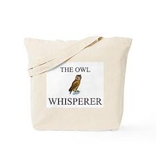The Owl Whisperer Tote Bag