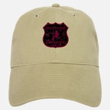 Ukulele Player Diva League Baseball Baseball Cap