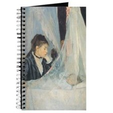 The Cradle by Berthe Morisot Journal
