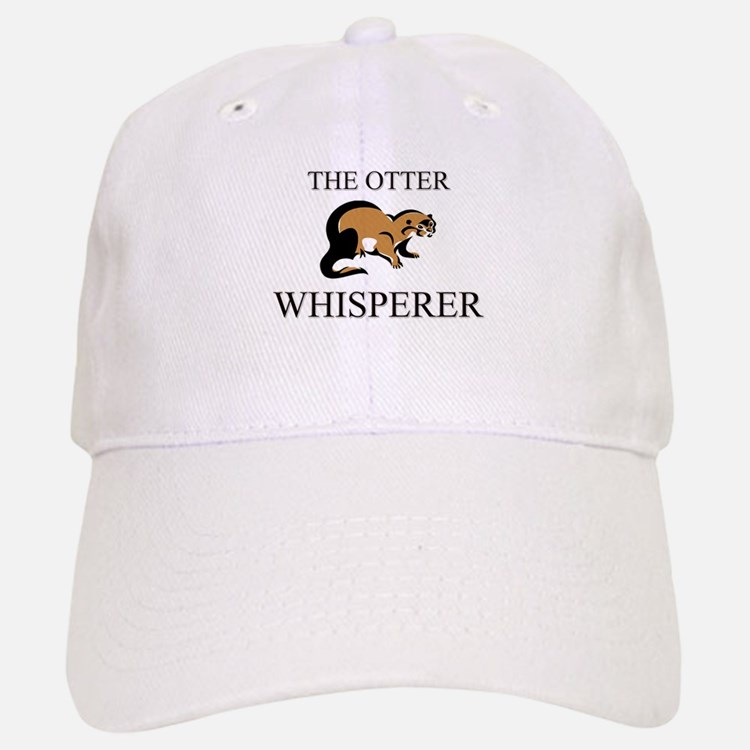 The Otter Whisperer Baseball Baseball Cap