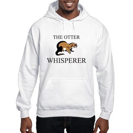 The Otter Whisperer Hooded Sweatshirt