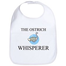 The Ostrich Whisperer Bib