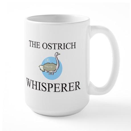The Ostrich Whisperer Large Mug