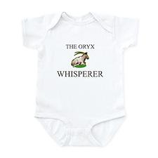 The Oryx Whisperer Infant Bodysuit