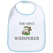 The Oryx Whisperer Bib