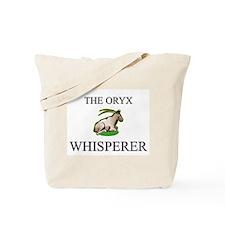 The Oryx Whisperer Tote Bag
