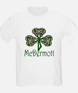 McDermott Shamrock T-Shirt