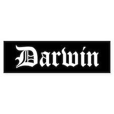 Darwin Bumper Bumper Sticker