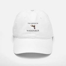 The Opossum Whisperer Baseball Baseball Cap