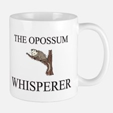 The Opossum Whisperer Mug